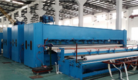 HongYi-2 Years Warranty 80-500kg/h Capacity Non Woven Fabric Manufacturing Machine Needle Punching Production Line